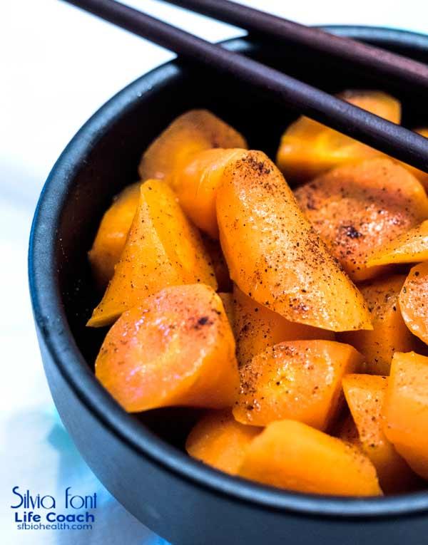 Zanahorias Salteadas