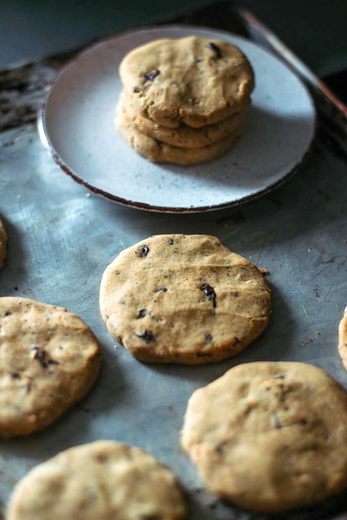 cookies, galletas con harina de coco