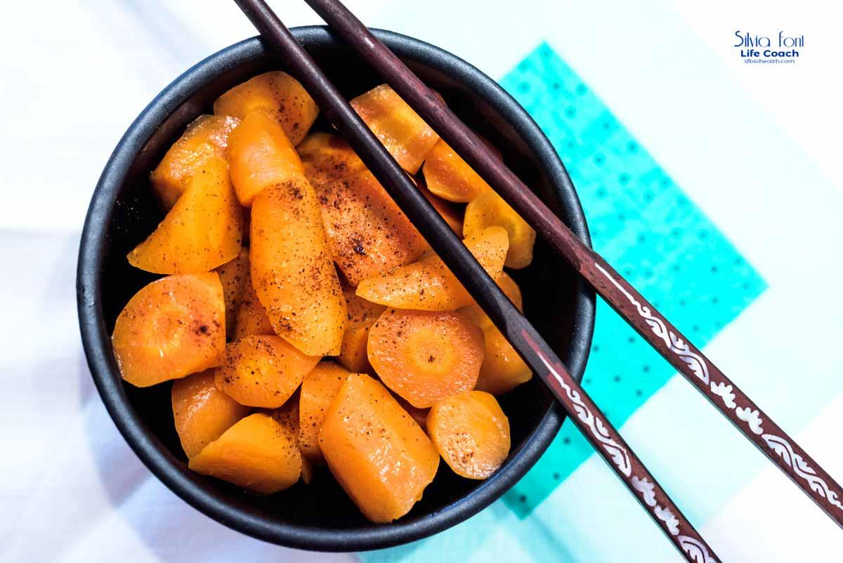 Zanahorias Salteadas Con Especias Una Dulce Tentacion Silvia Font Ver más ideas sobre recetas, zanahoria, comida. zanahorias salteadas con especias